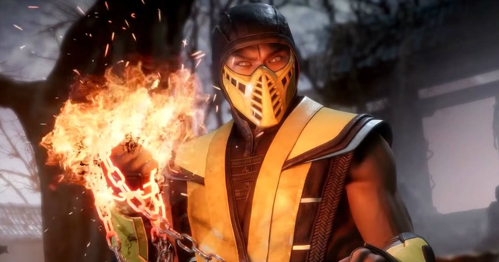 Mortal Kombat 10 Interesting Facts About Scorpion That You Might
