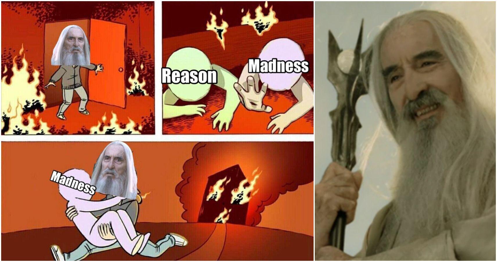 Saruman Meme