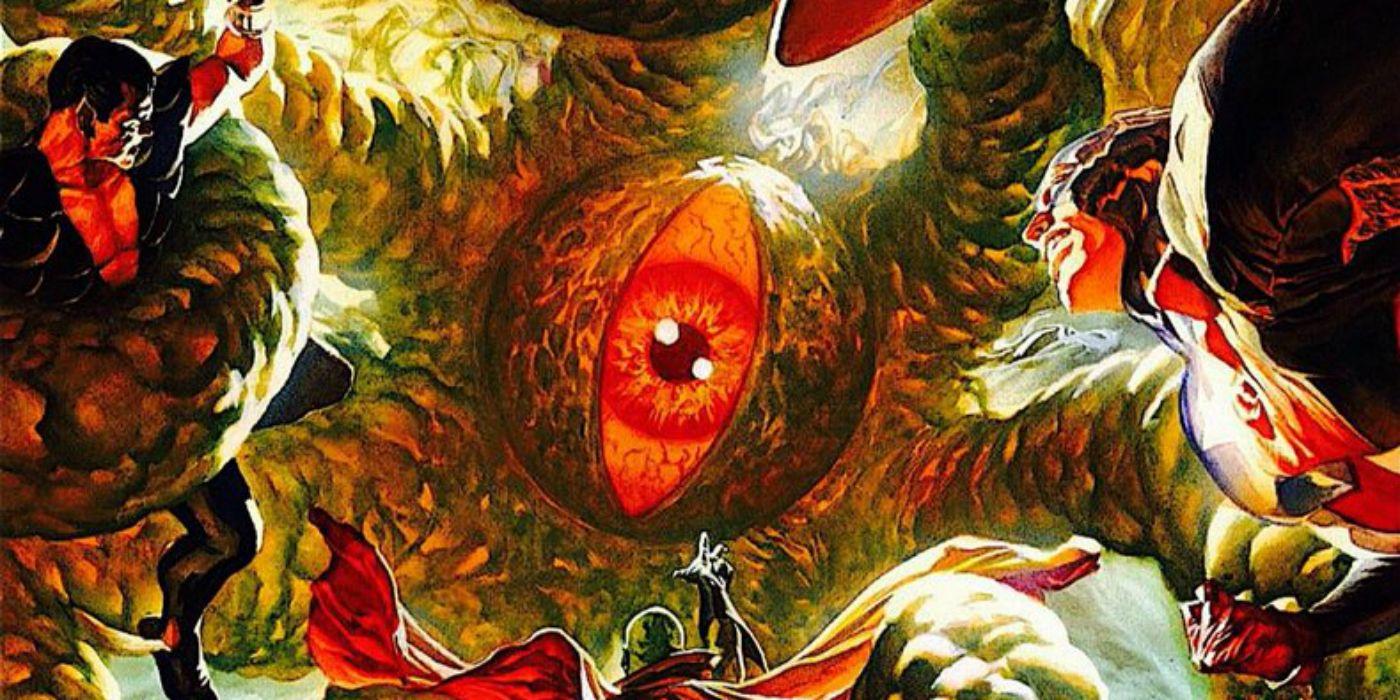 Doctor Strange 2 Villain Rumored To Be Shuma-Gorath | Screen Rant