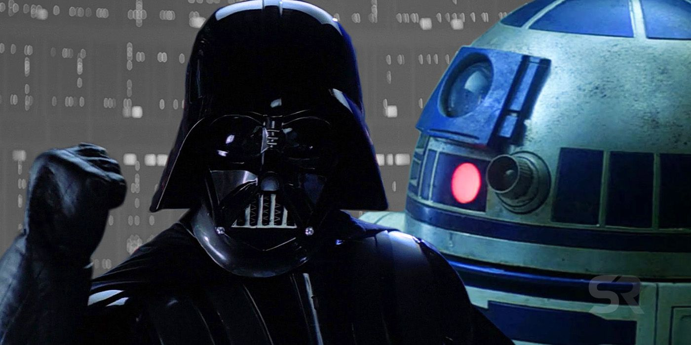 Star Wars Theory R2 D2 Didn T Know Darth Vader Was Luke S Father