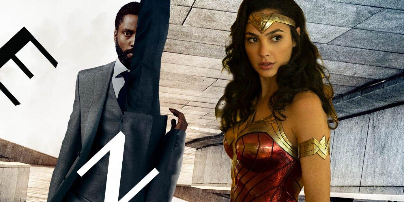 Wonder Woman 2 y Tenet