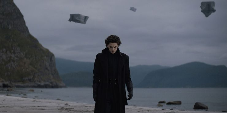 Il trailer di Dune uscirà online a settembre + timothée chamalet