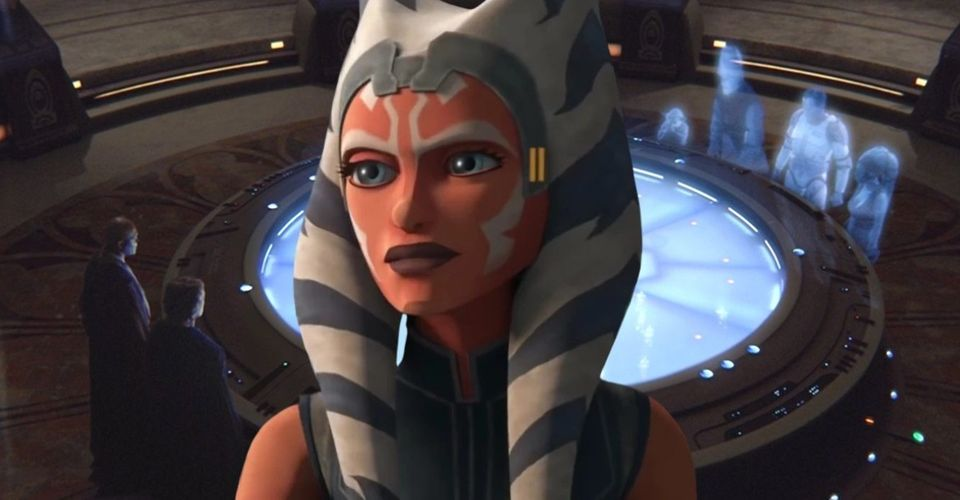 Clone Wars Reveals Ahsoka Was In Revenge Of The Sith You Just Missed Her