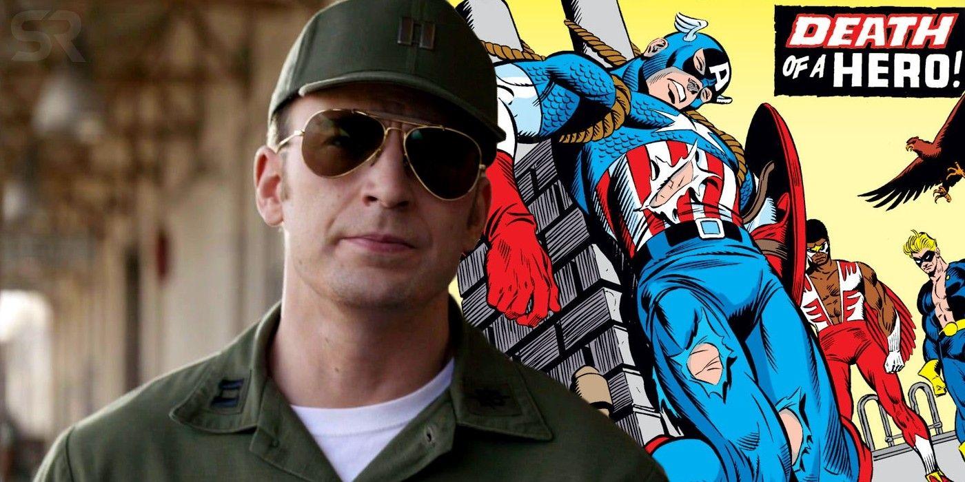 Avengers: Endgame Easter Egg References ANOTHER Captain America