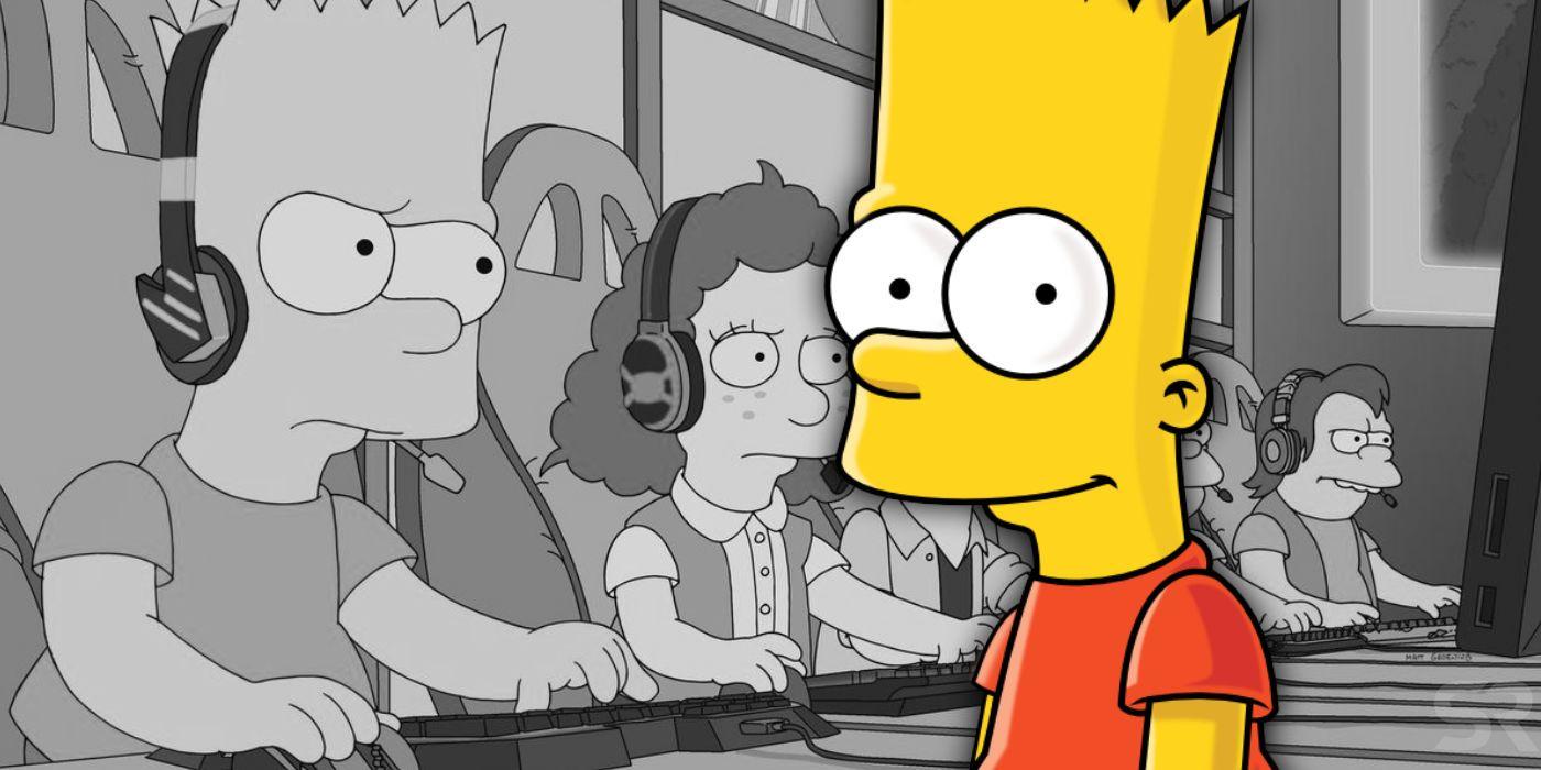 Teoria dos Simpsons: Bart está contando uma história no futuro 1
