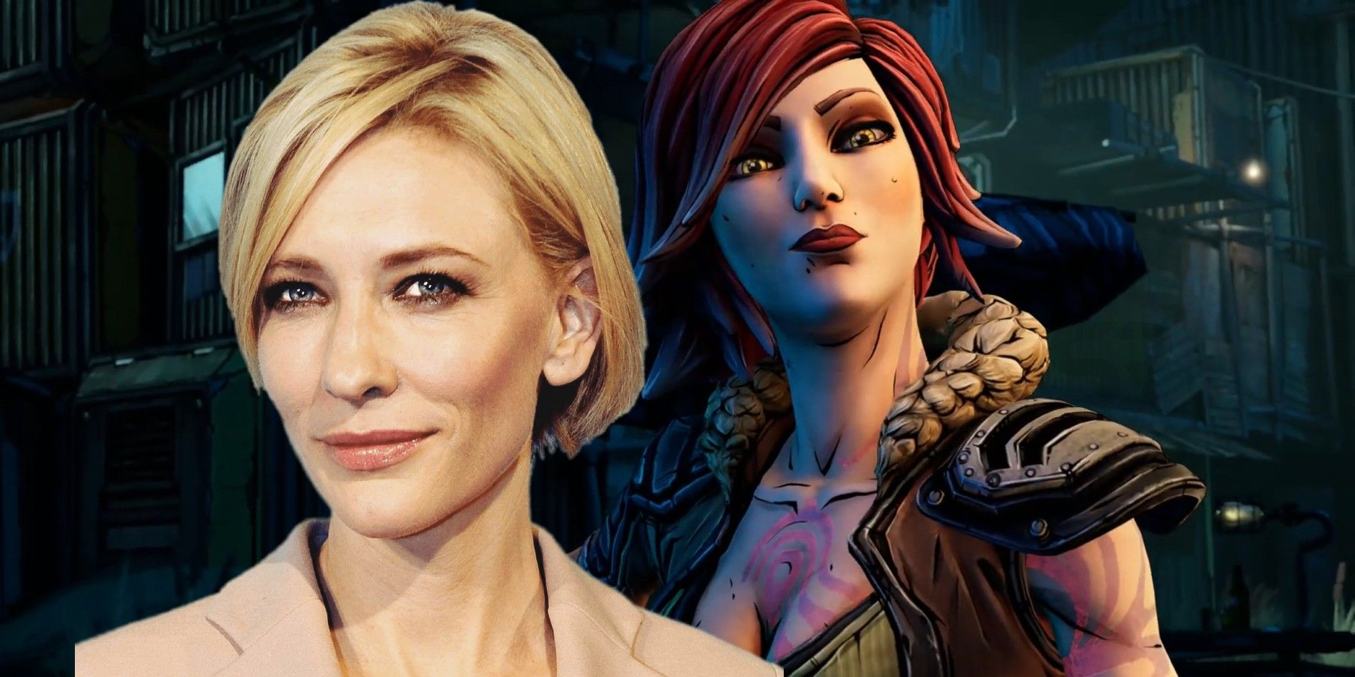 Borderlands Video Game Movie Officially Casts Cate Blanchett In ...