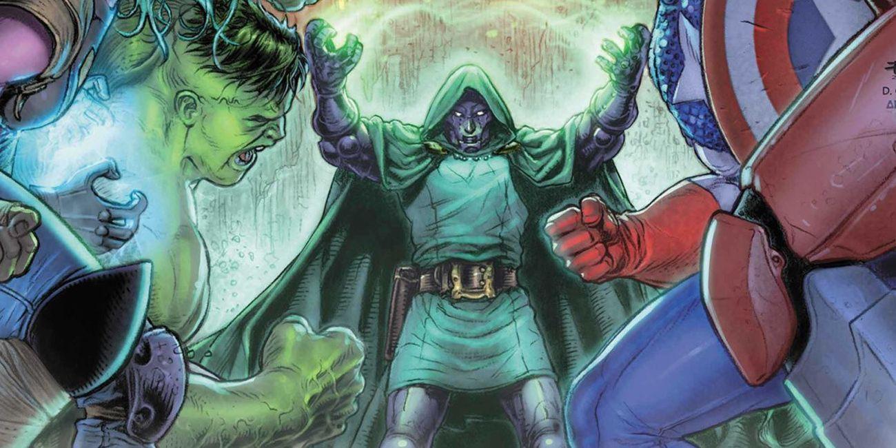 Avengers of the Wastelands: Doctor Doom Declares WAR On Hydra