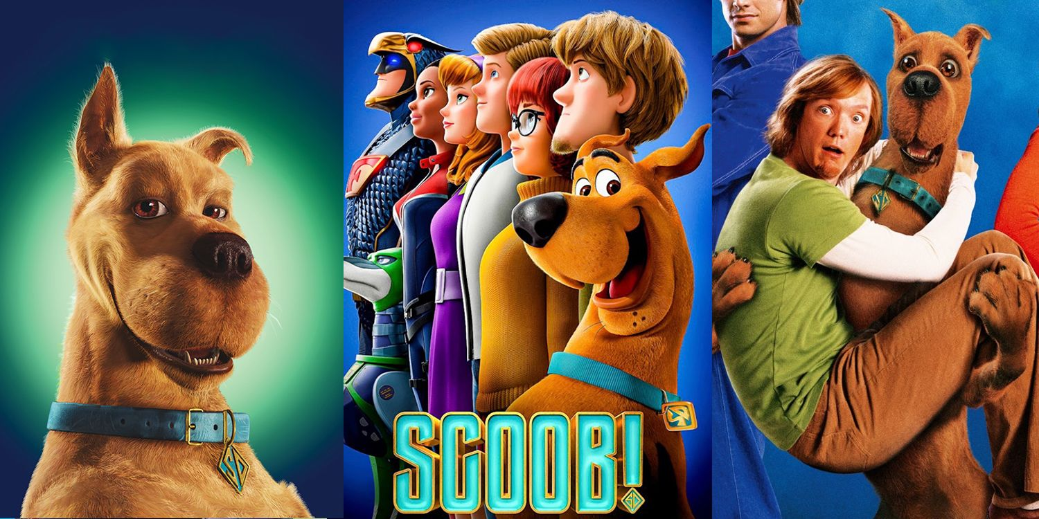 Every Scooby Doo Movie Ranked Worst To Best Screen Rant