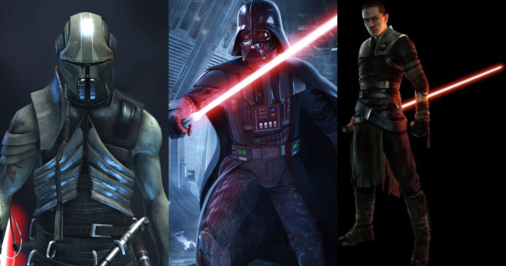 Star Wars: The Force Unleashed's 10 Best Costumes, Ranked