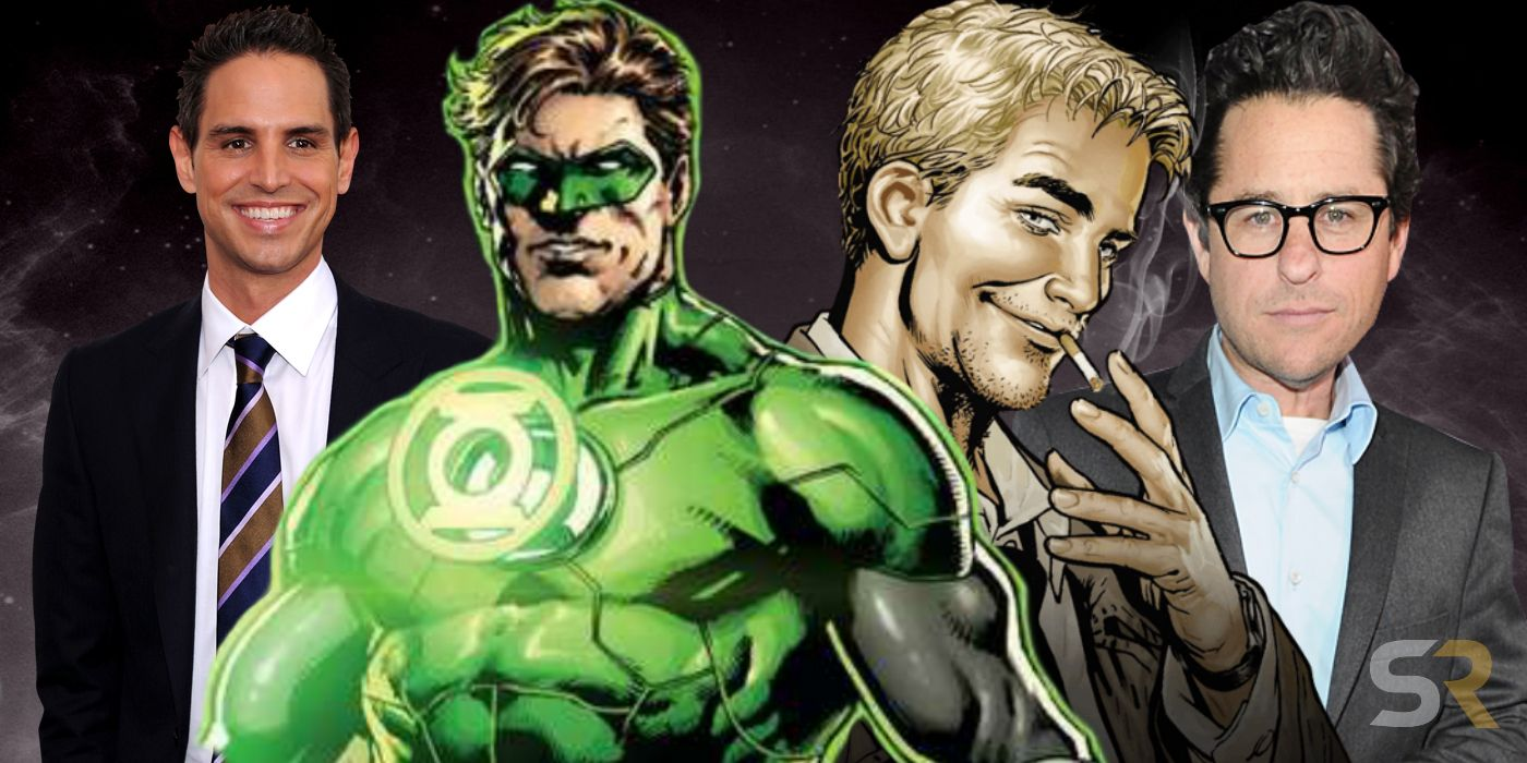 Green Lantern Justice League Dark Shows Will Be Movie Quality