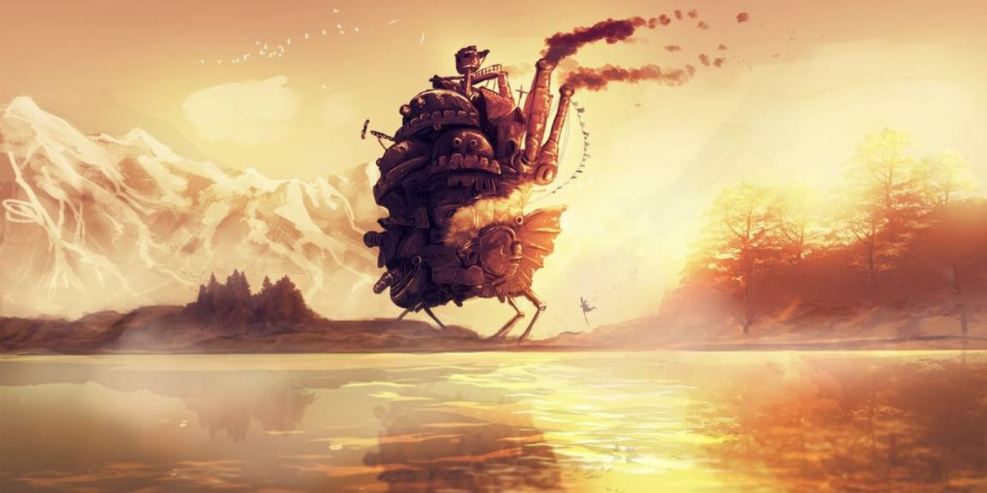 Howl's Moving Castle: 10 Pieces Of Fan Art That Are