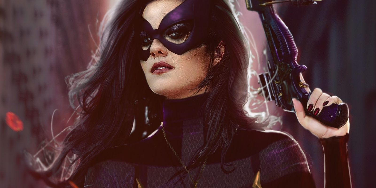 Birds Of Prey Concept Art Reveals A More Comic Accurate Huntress Costume
