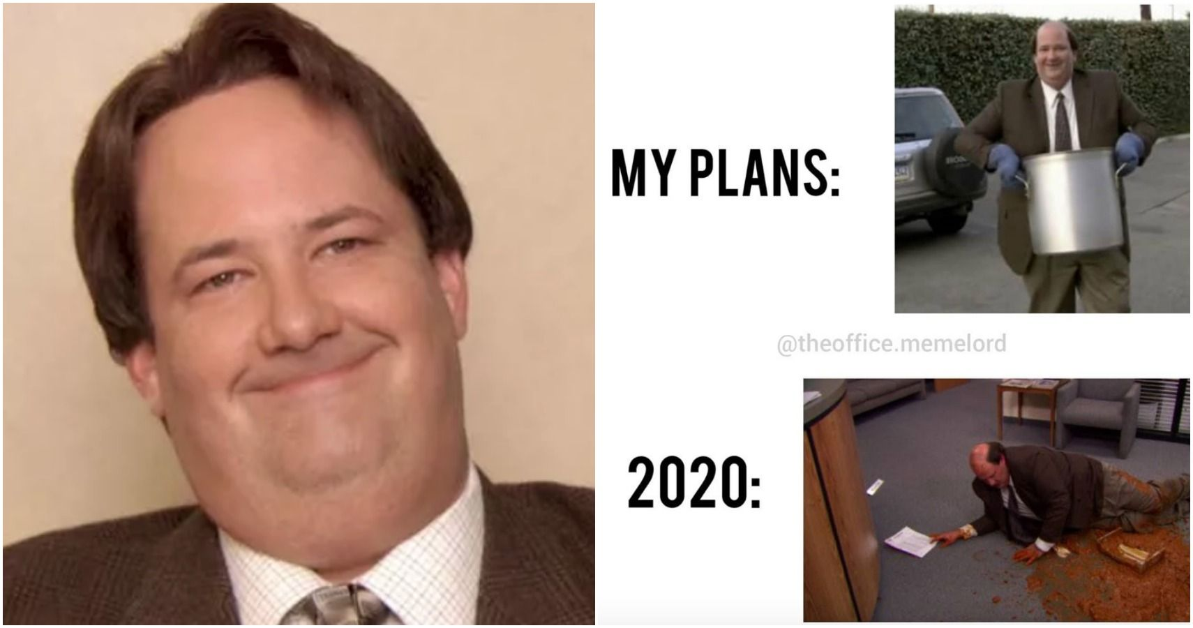 The Office 10 Kevin Memes Devoted Fans Will Love Screenrant