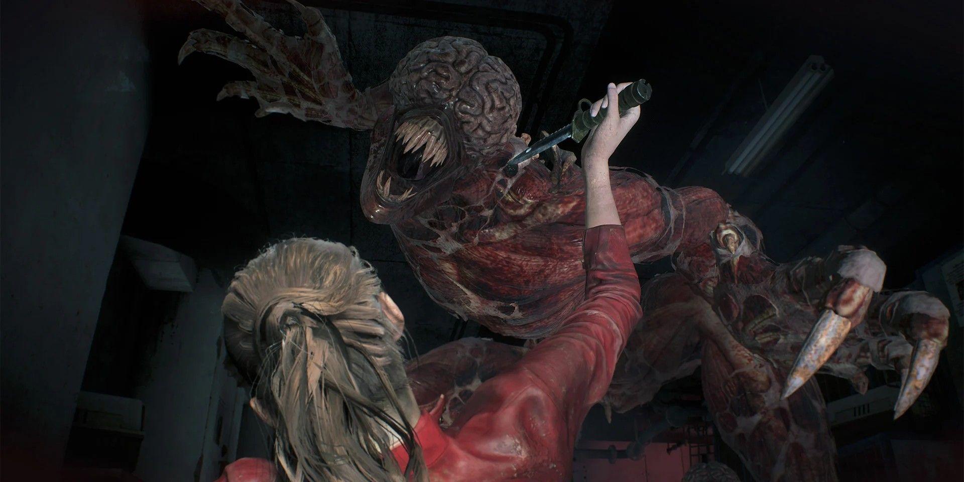 Resident Evil 8 Classic Enemies That Should Return Screen Rant