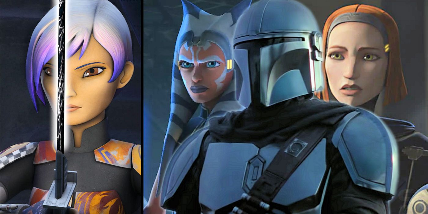 Mandalorian Season 2: Everything From Clone Wars & Rebels You Need To Know