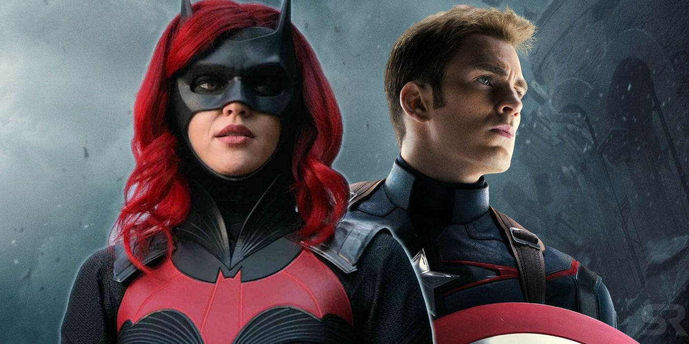 Batwoman Uses Captain America's Most Iconic MCU Line