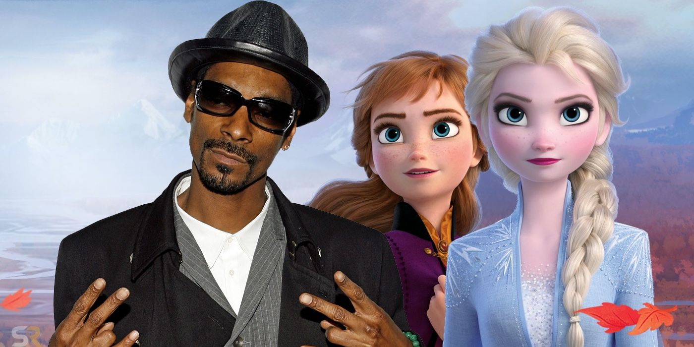 Snoop Dogg Listens to Frozen In Uplifting Viral Video