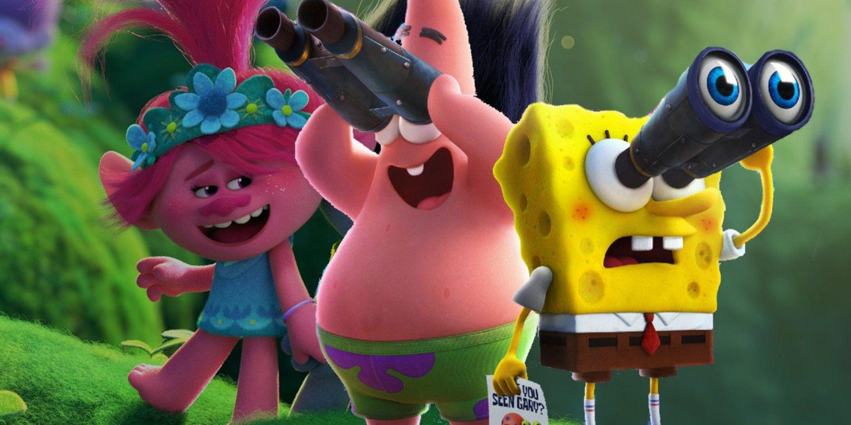 SpongeBob Movie: Sponge on the Run May Follow Trolls & Scoob! To VOD