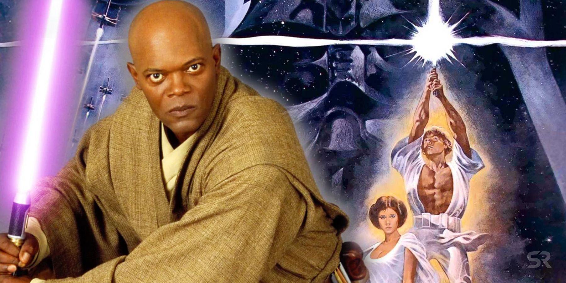 Star Wars: The ORIGINAL Mace Windu Plan (From Lucas' First Draft)