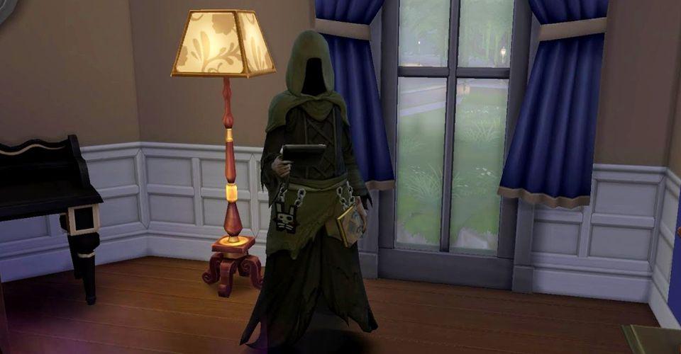 Sims 4 grim reaper woohoo cheat