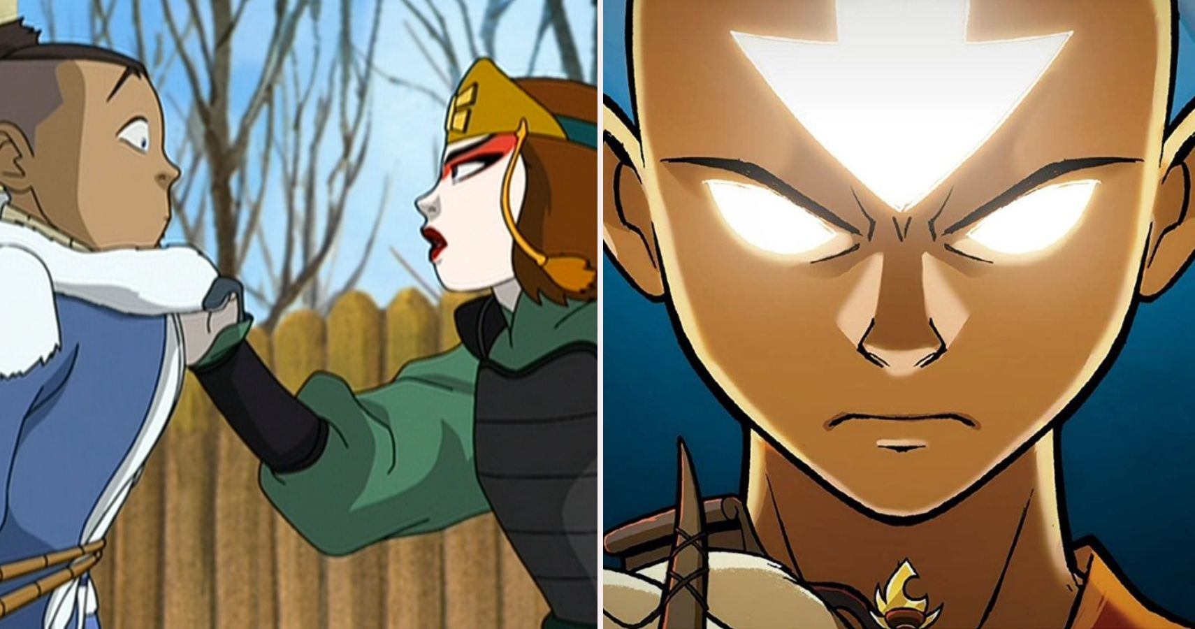 Goongalas Grumbles: Avatar: The Last Airbender Review