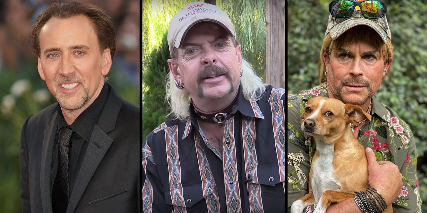 Tiger King: Every Joe Exotic Movie & TV Show In Development
