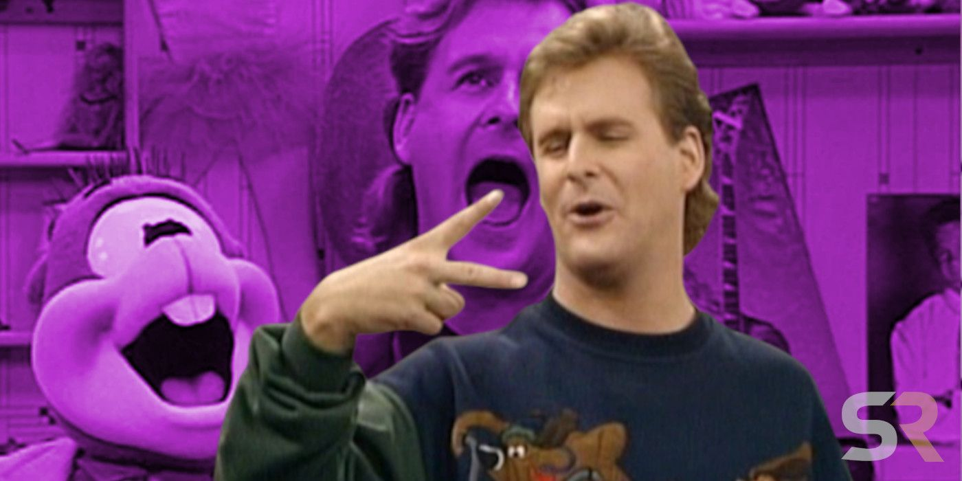 "Full House: The Origins Of Joey's ""Cut It Out"" Catchphrase Explained"