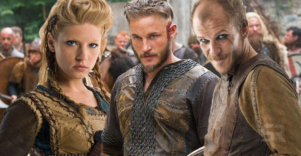 Vikings Season 1 Dual Audio Hindi HD Download