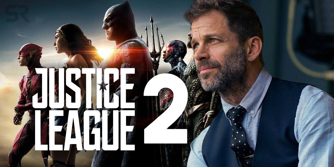 What About Justice League Part 2? | Screen Rant