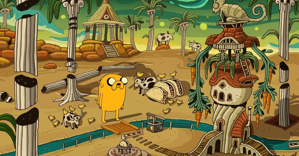 Adventure Time 10 Times The Quirky Cartoon Actually Was Scary