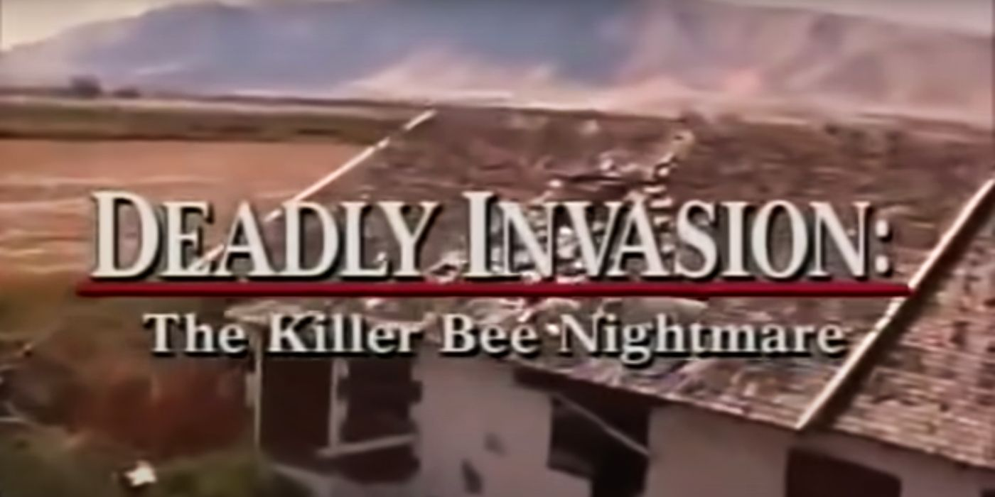 Deadly Invasion: A Dull Killer Bee-Movie | Screen Rant