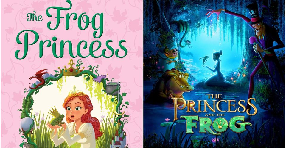 Princess The Frog 10 Biggest Differences Disney Made To The Original Story