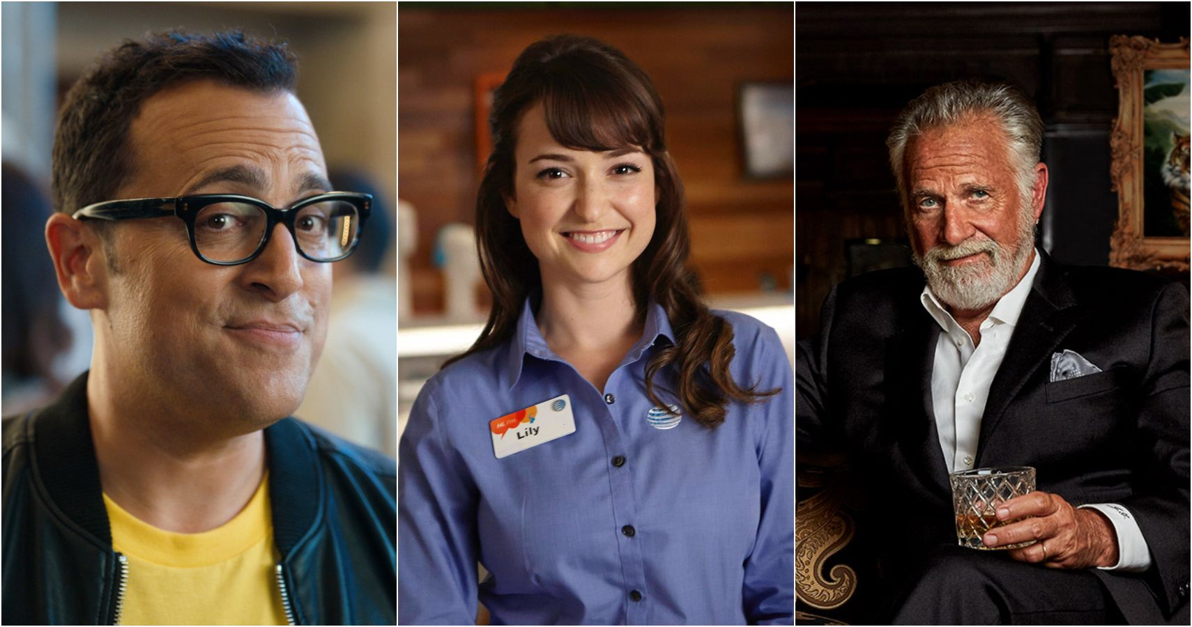 10 Of The Most Popular TV Commercial Actors We All Love
