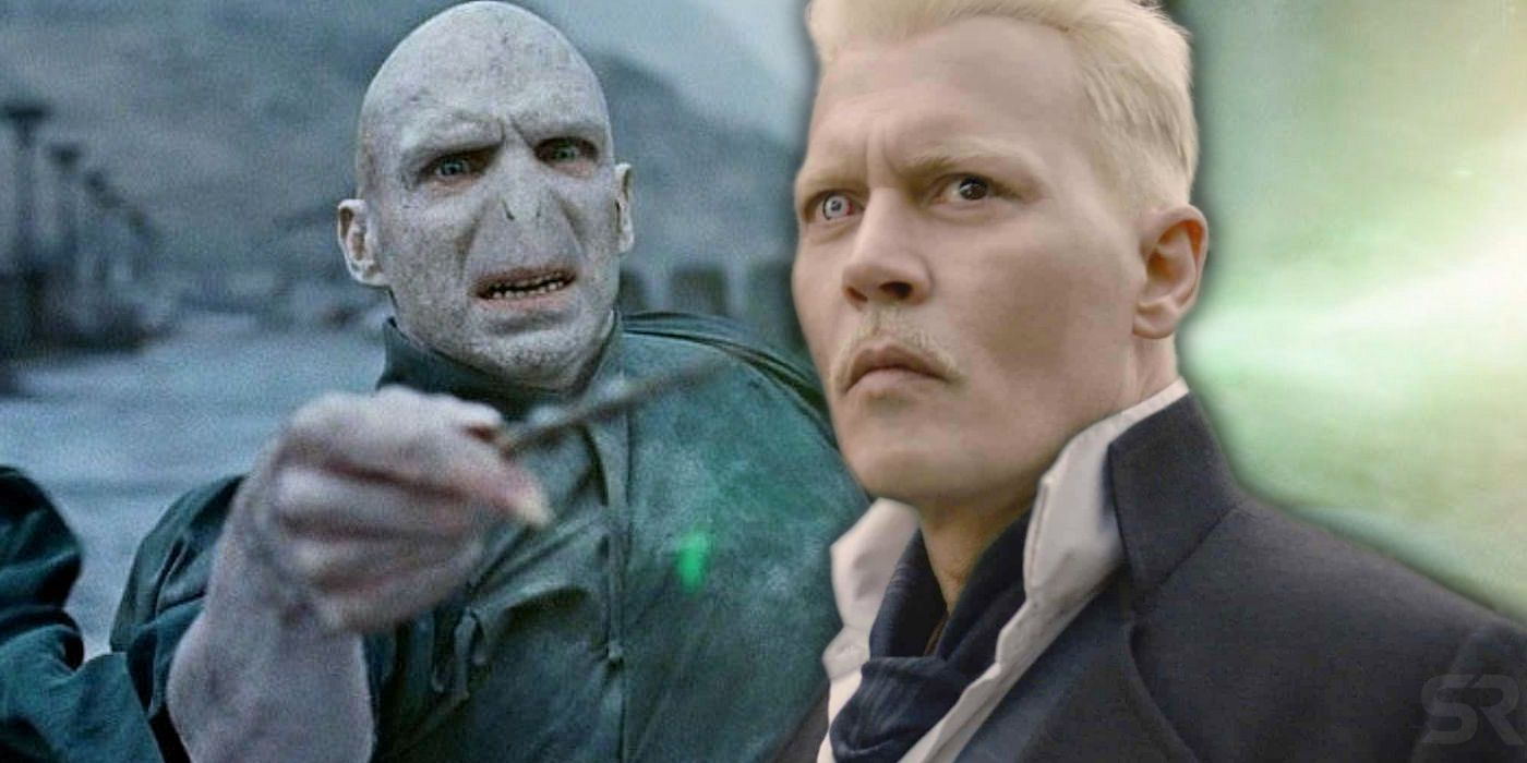 Grindelwald Voldemort