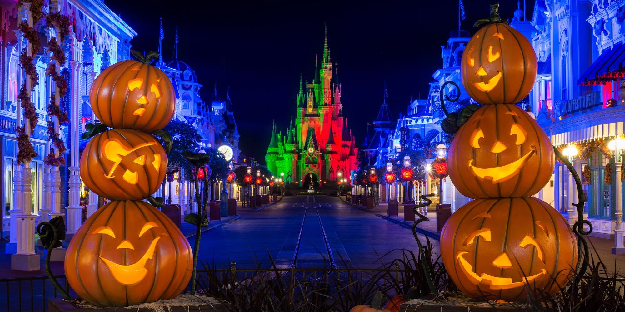 Walt Disney World Cancels Halloween & Other Events For 2020