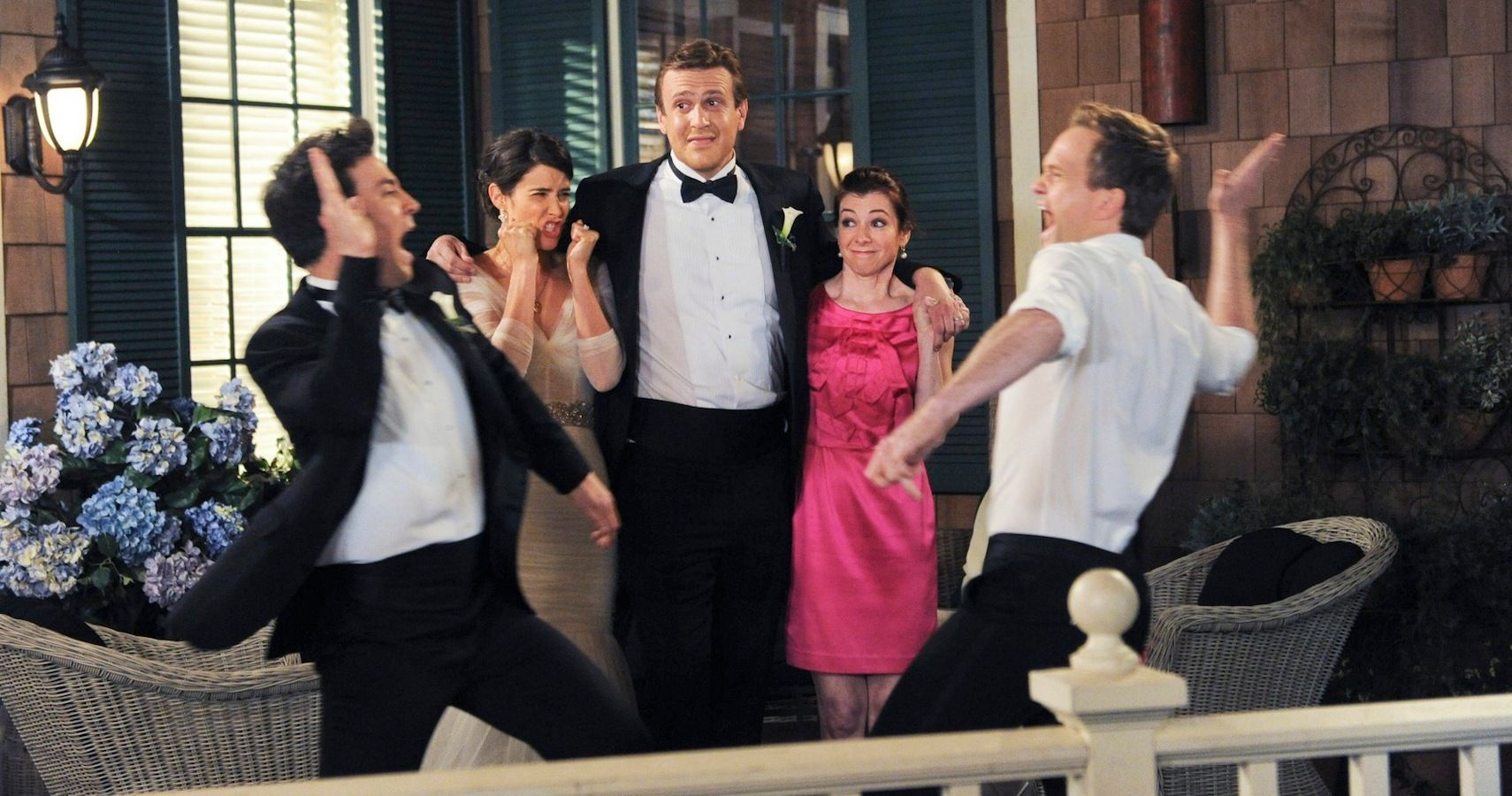 How I Met Your Mother Every Season Ranked By Imdb Average
