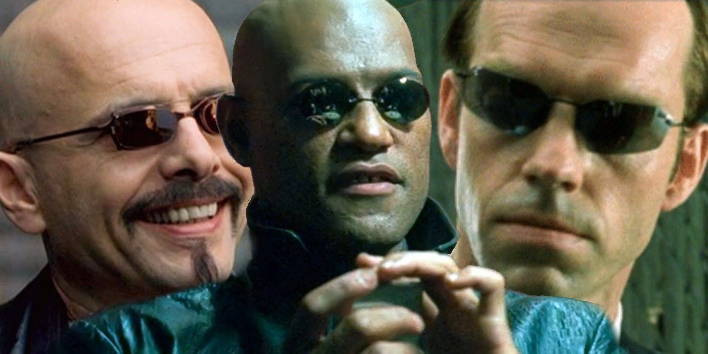 Matrix 4 Theory: Morpheus Isn't The Only Recast Younger Character