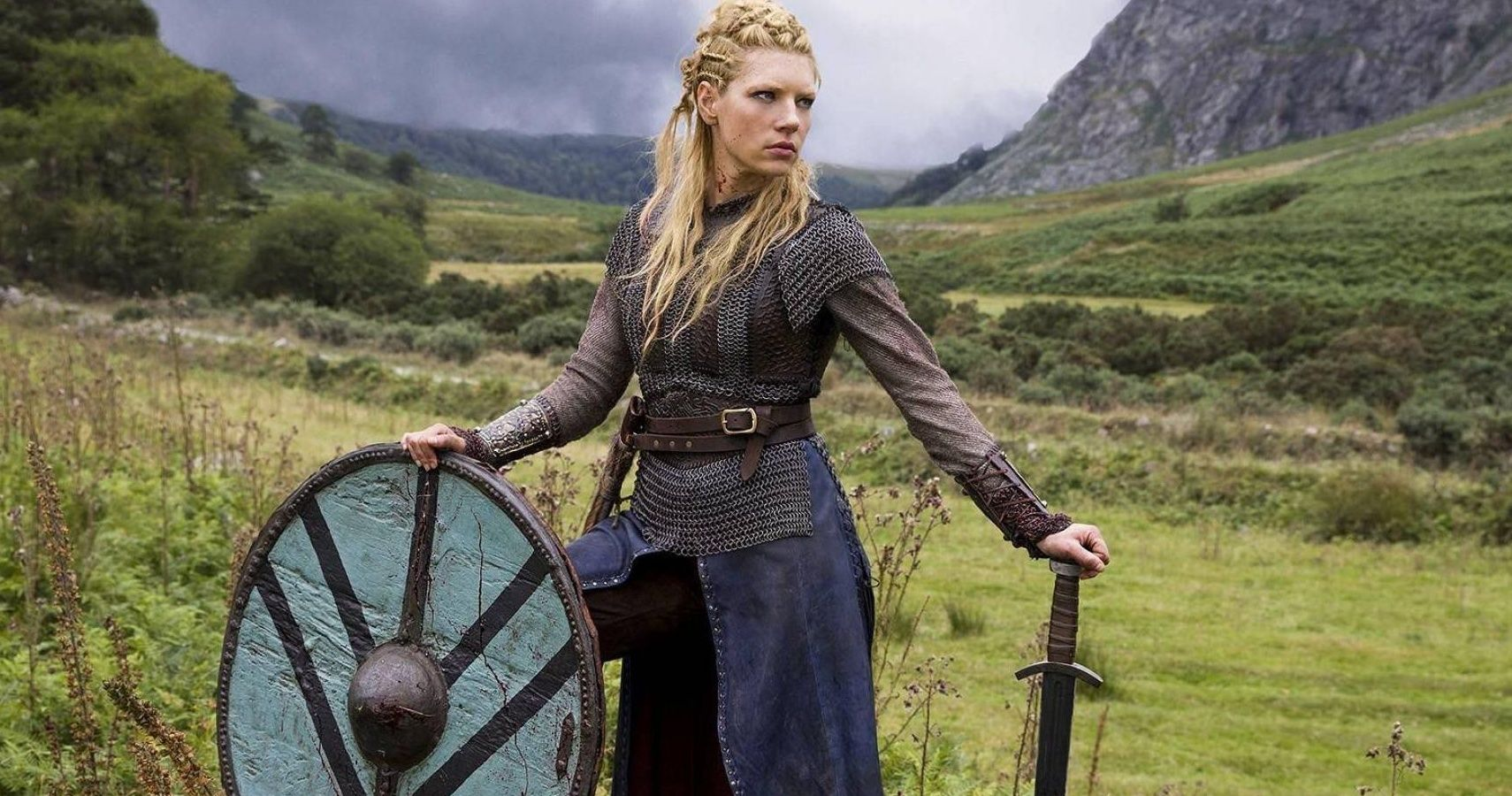 Vikings 10 Hidden Details You Missed About Lagertha Screenrant