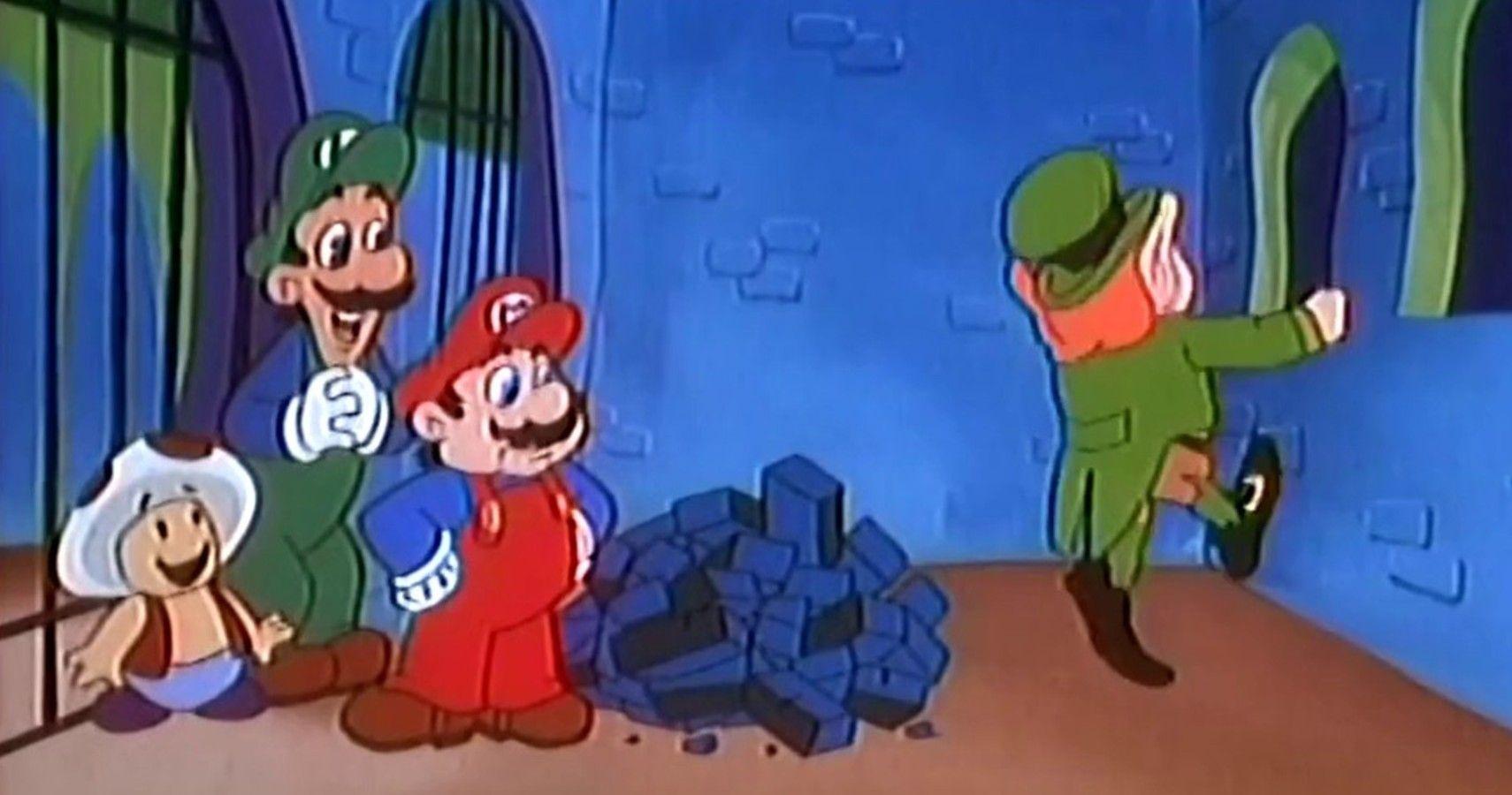 10 Best Episodes Of The Super Mario Bros Super Show According To