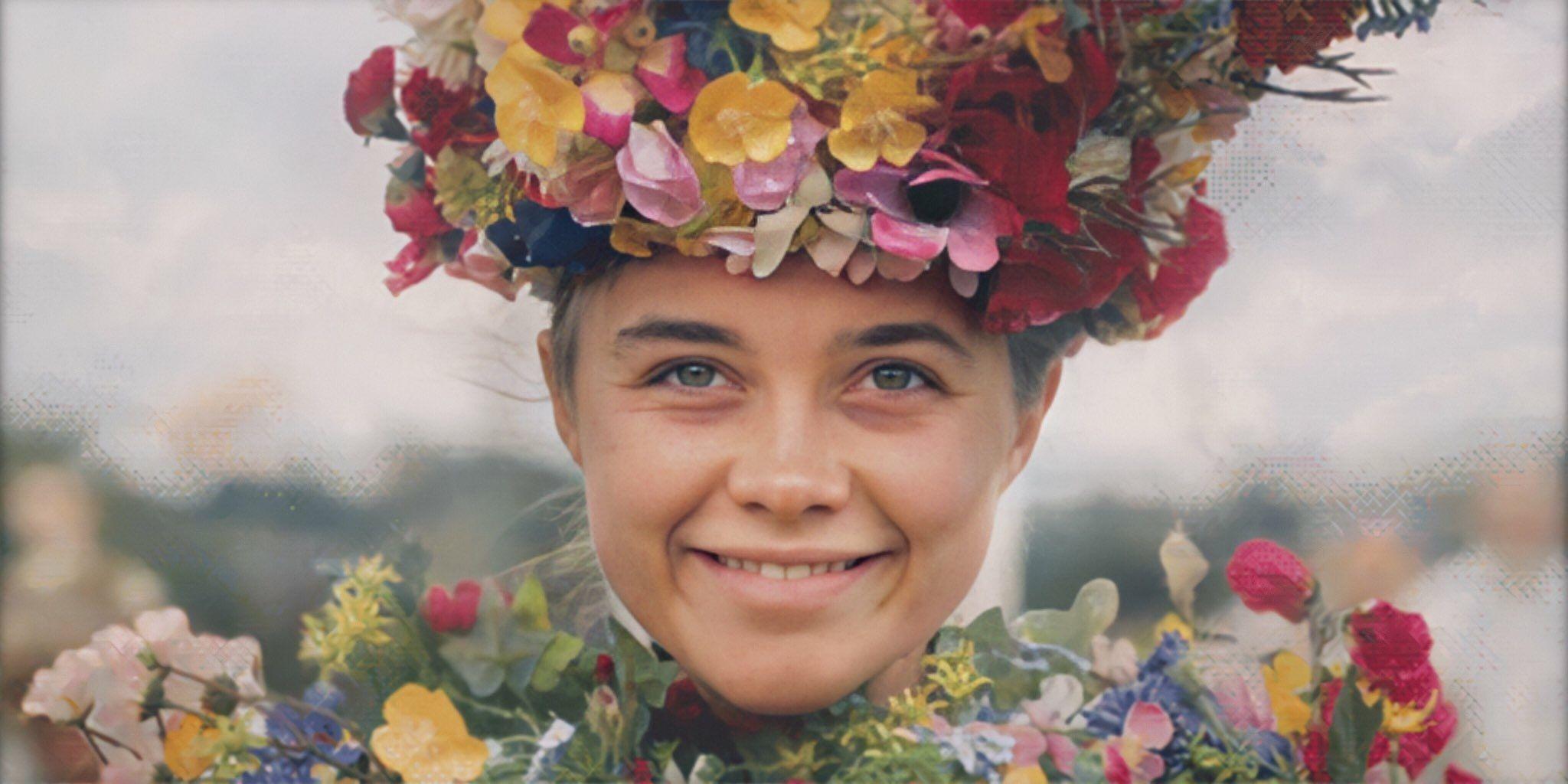 Image result for florence pugh midsommar