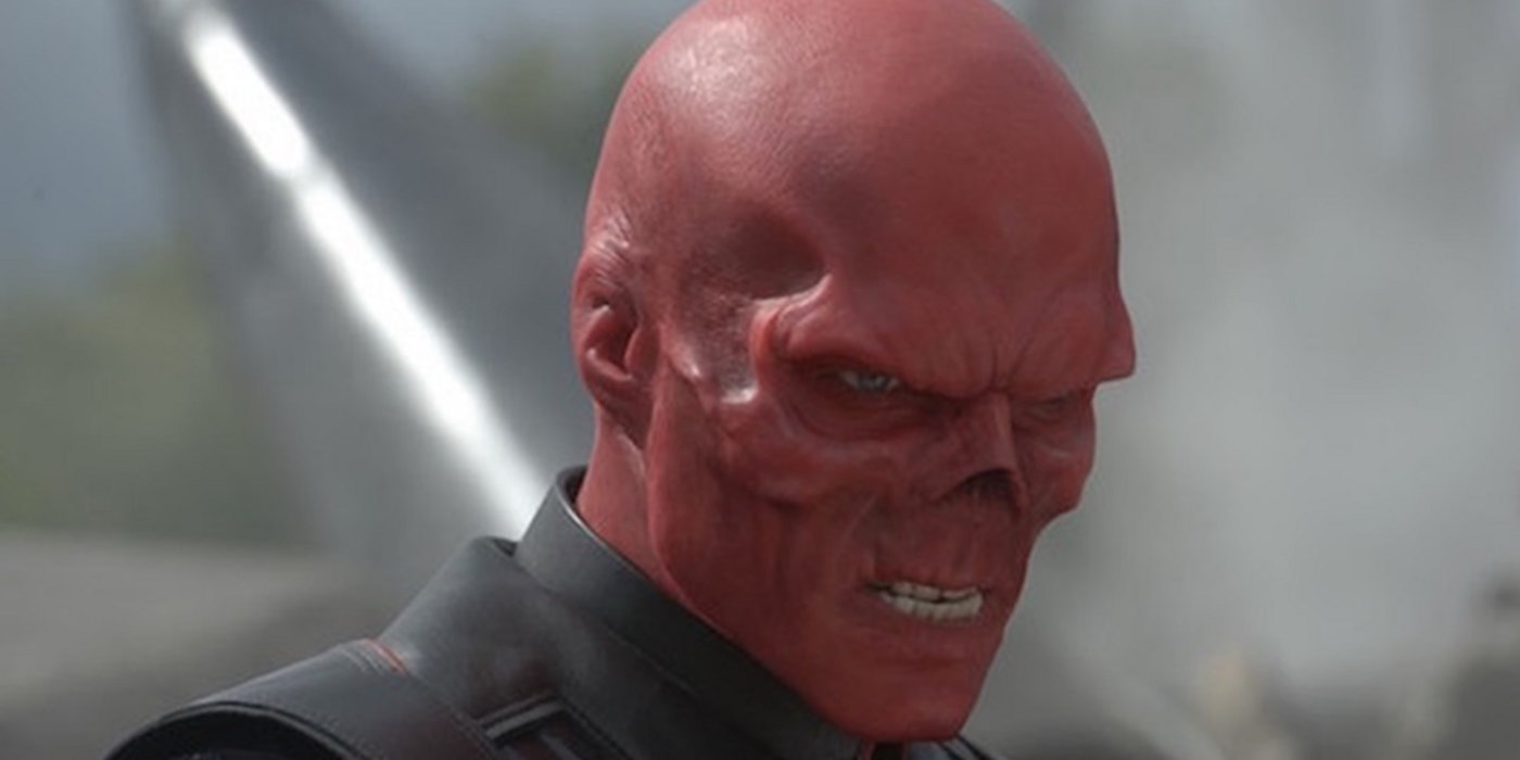 Why Red Skull's Super Soldier Experiment Failed | Screen Rant