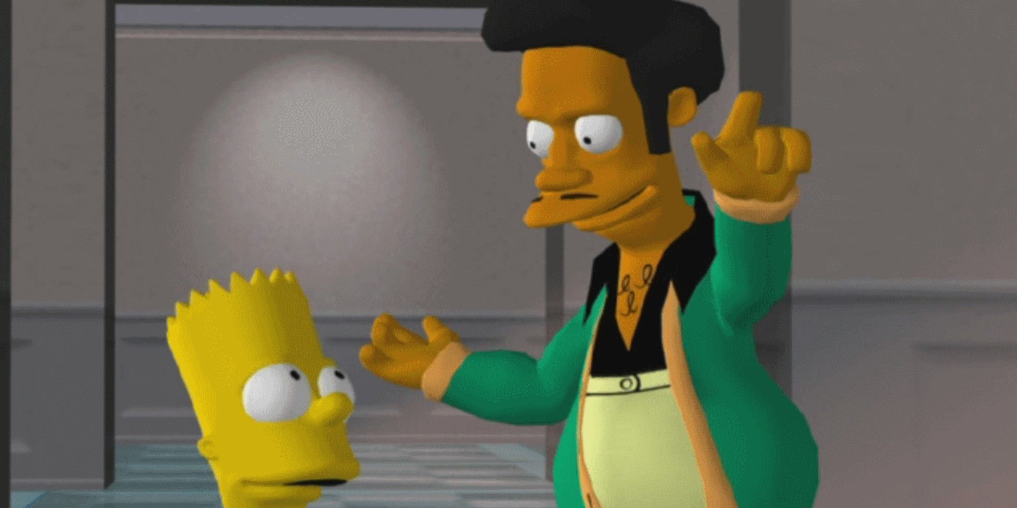 Why Apu Was A Playable Character In The Simpsons Hit Run Jump to navigation jump to search. why apu was a playable character in the