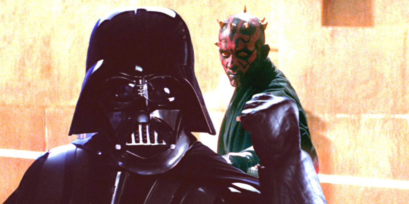 Star Wars' Darth Vader vs Maul: Which Sith Lord Is More Powerful