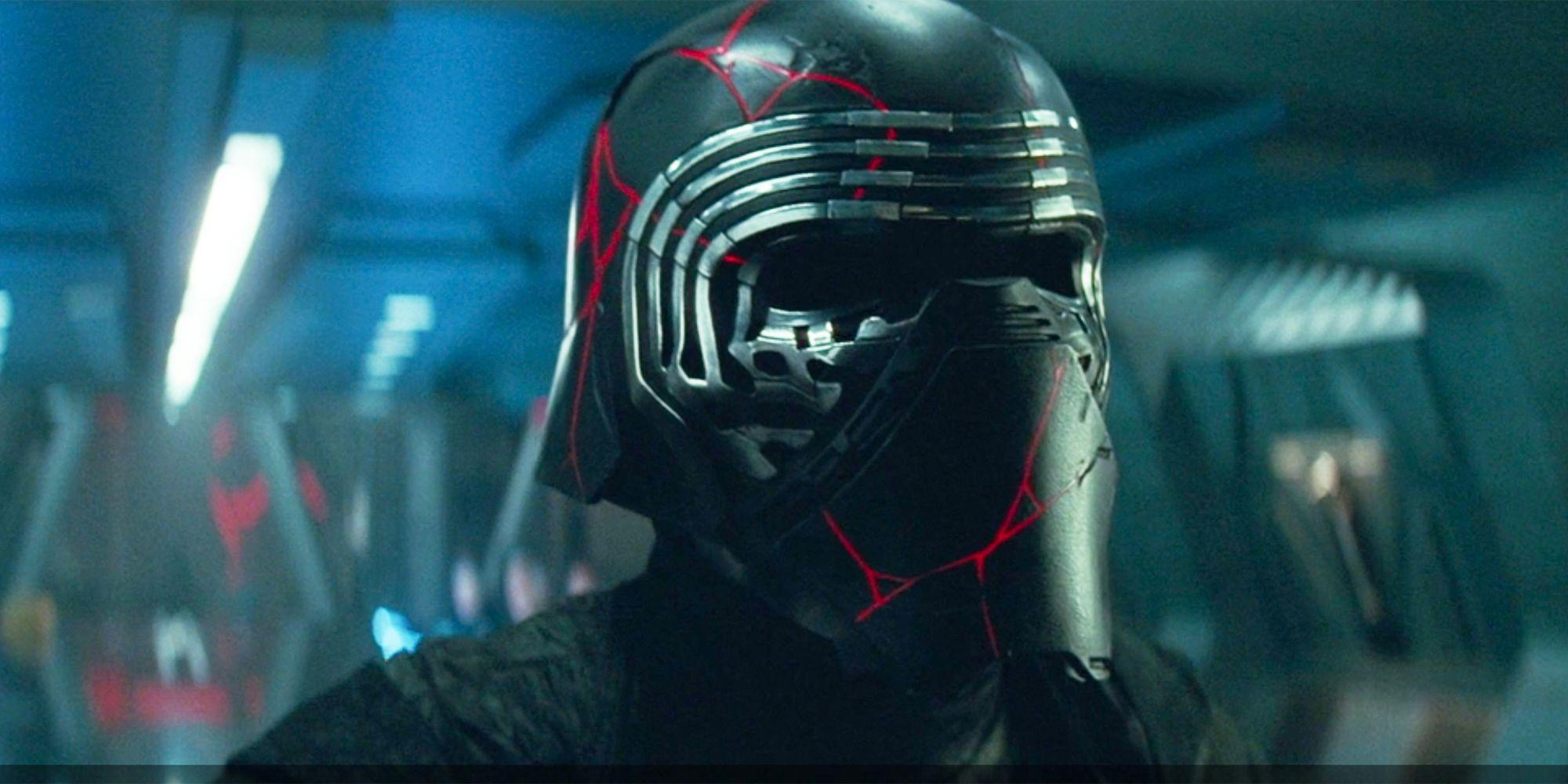 Kylo Ren S Helmet Is The Rise Of Skywalker S Worst Last Jedi Retcon