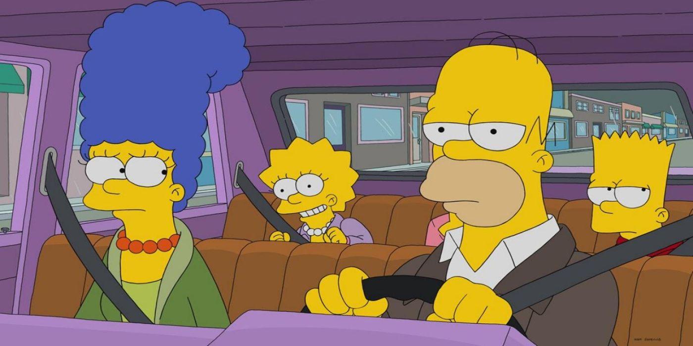 Os Simpsons: Por que Marge ficou cada vez pior 1