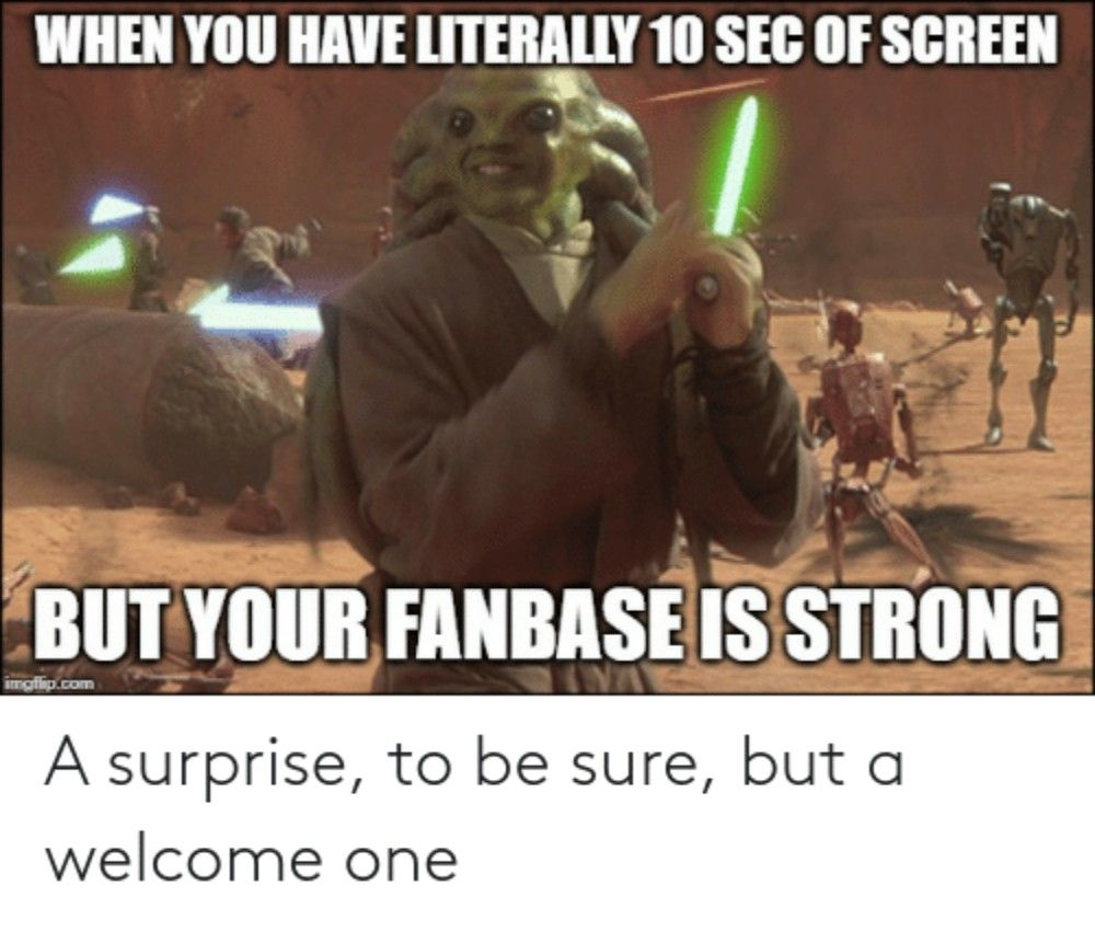 In360news Star Wars The 10 Most Hilarious A Surprise To Be Sure But A Welcome One Memes Please, read the welcome handbook to know better the guidelines and how we operate here. star wars the 10 most hilarious