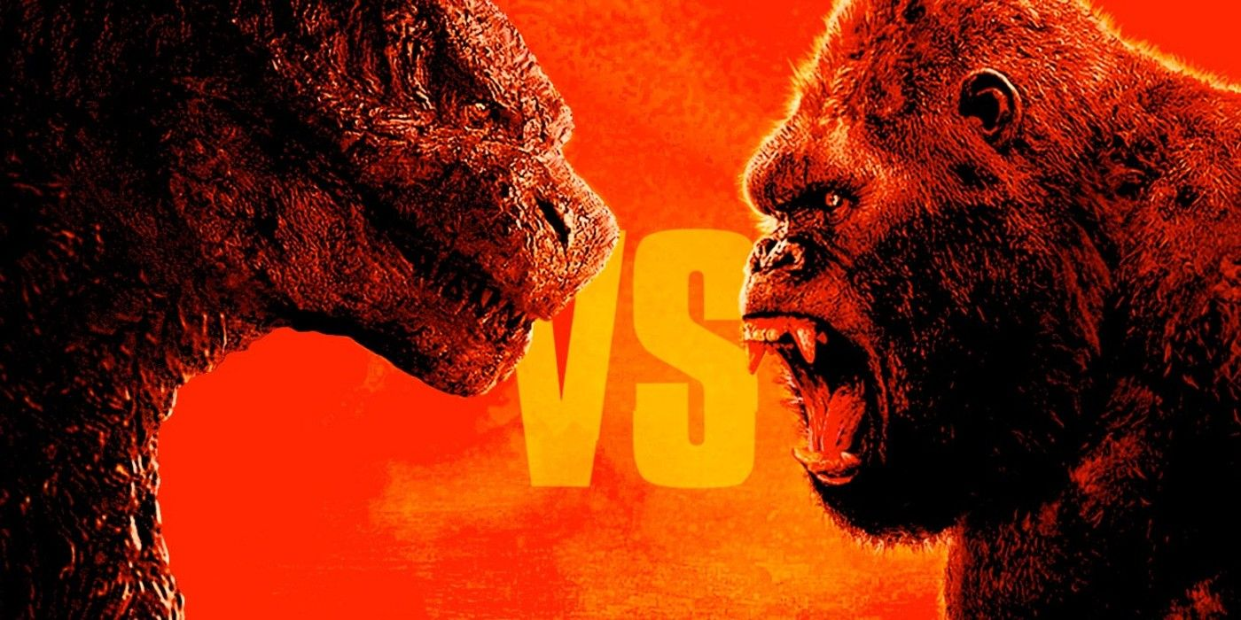 King Kong Vs Godzilla 2021