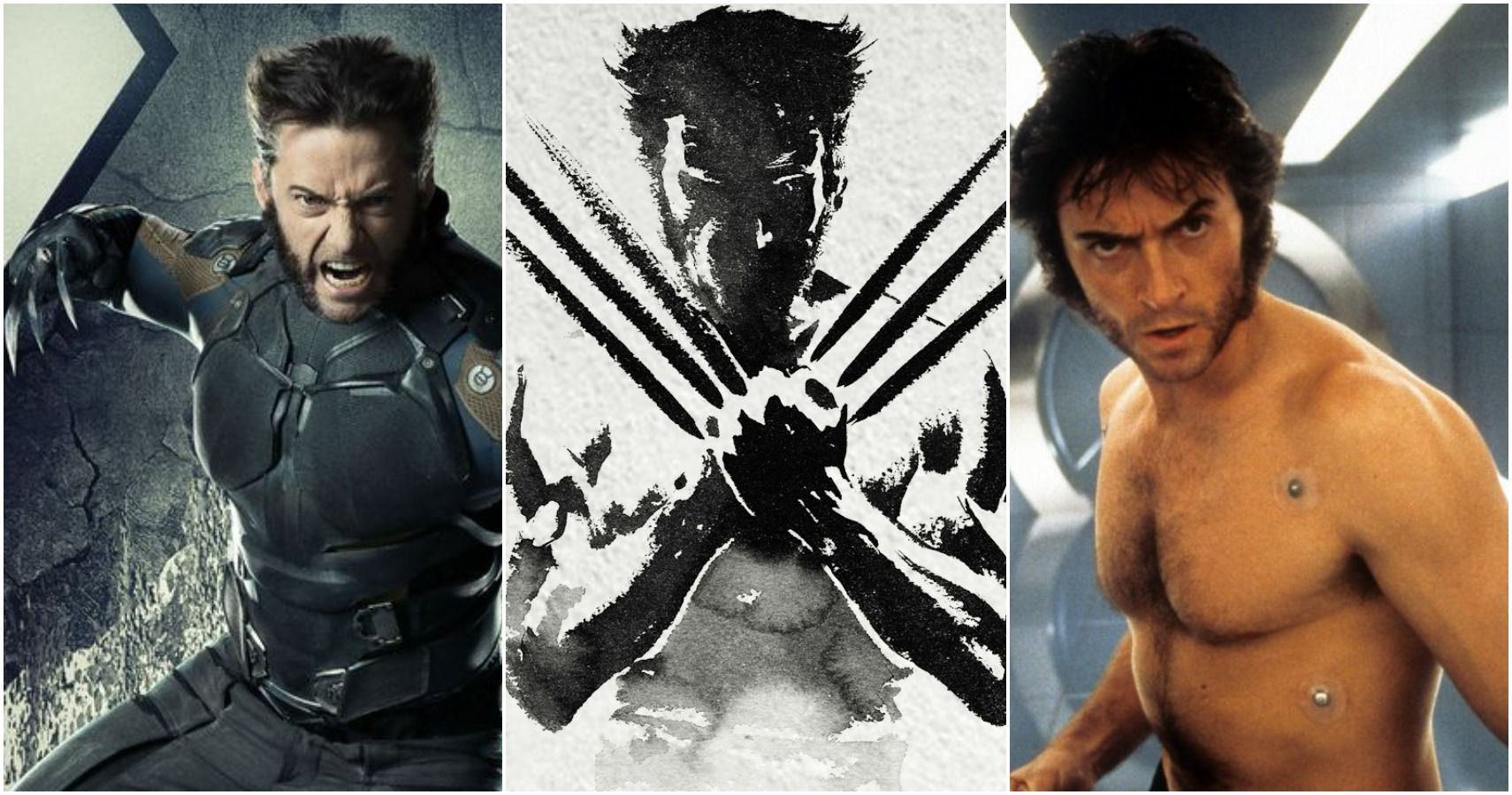 Every Live-Action Movie With Wolverine (Ranked By Metacritic)