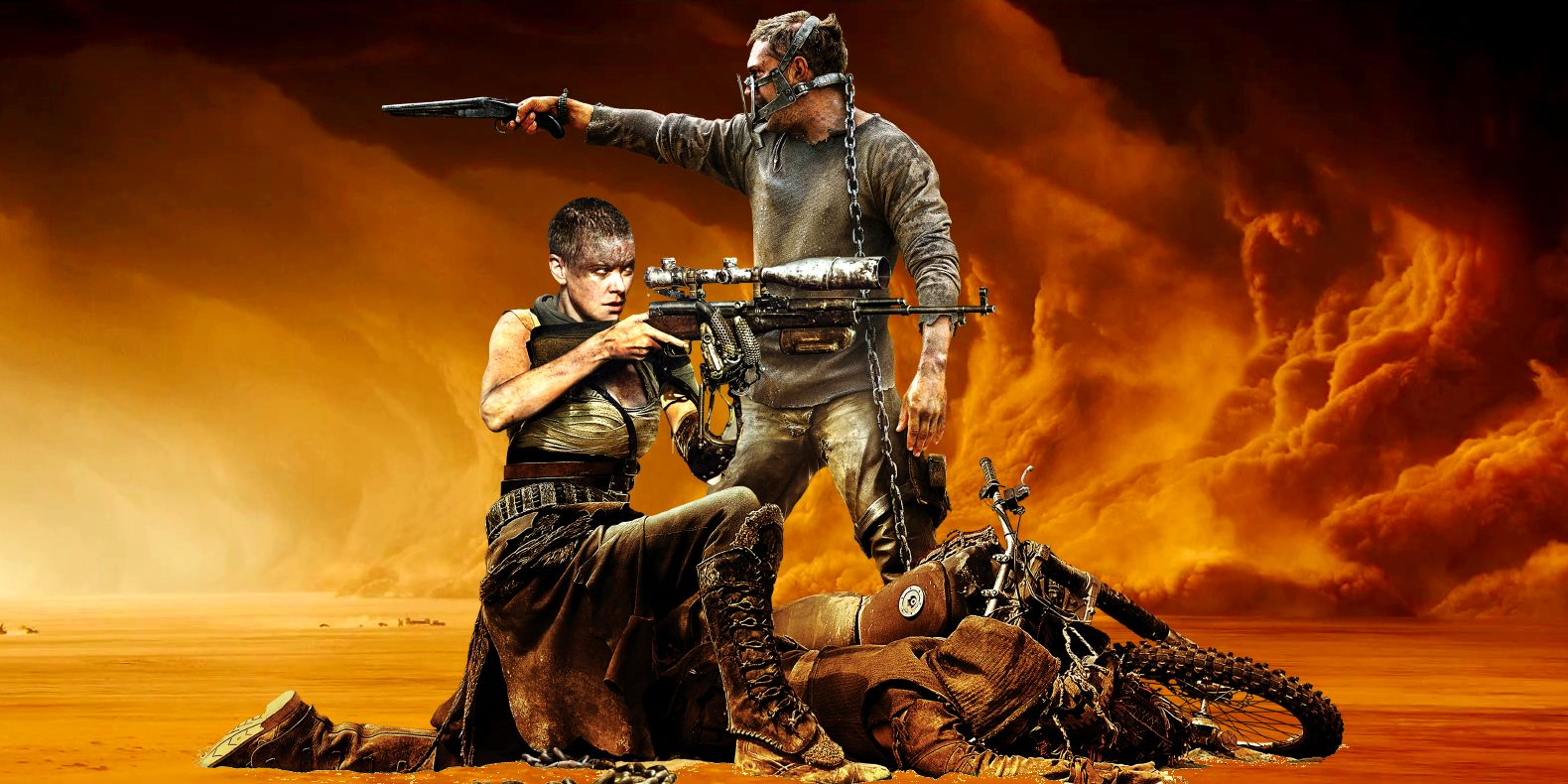 Mad Max What Really Happened To The World In The Movies