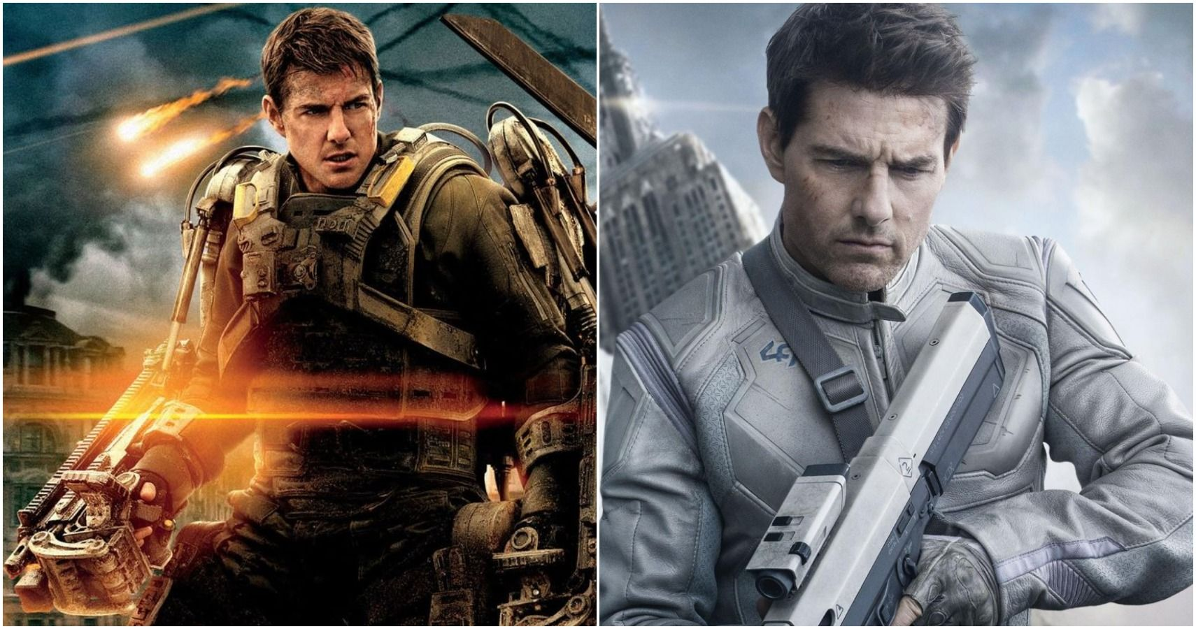 10 Sci-Fi Movies To Watch If You Love Oblivion | ScreenRant